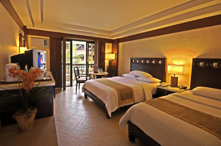 Henann Regency Resort and Spa East Wing Deluxe Room