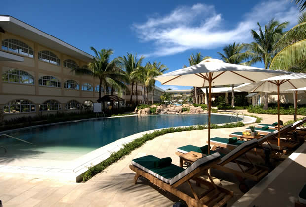 Henann Garden Resort in Boracay Island, Philippines