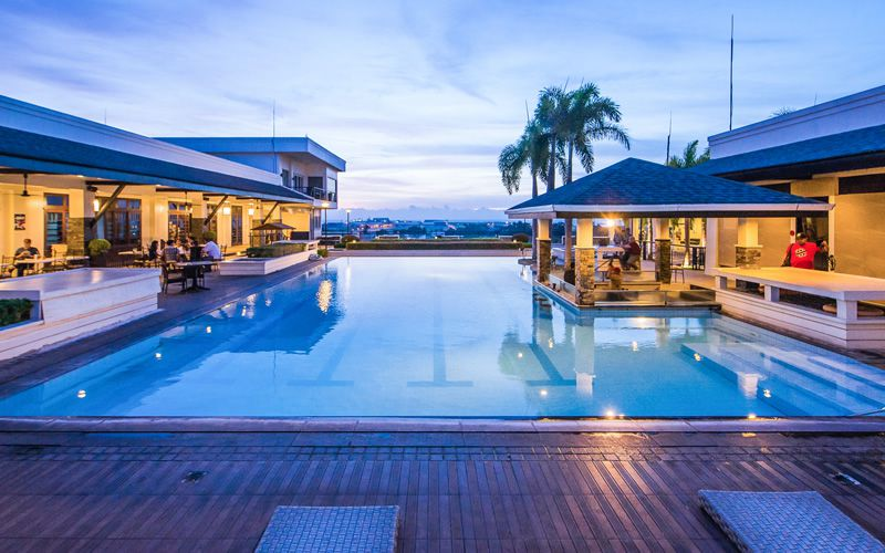 L' Fisher Hotel Bacolod City - Pool